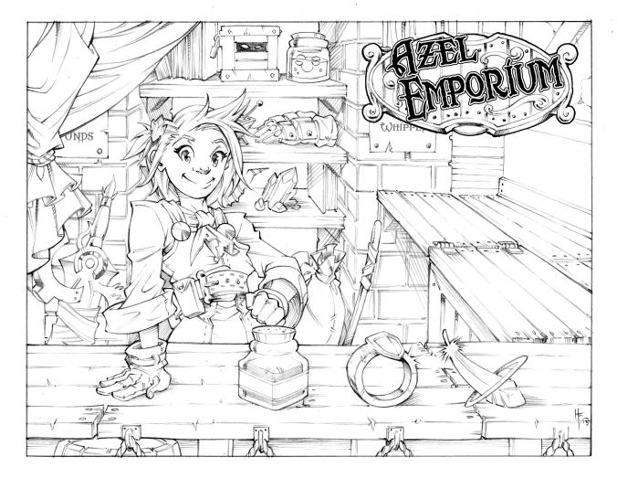 Azel Emporium_Gift Shop